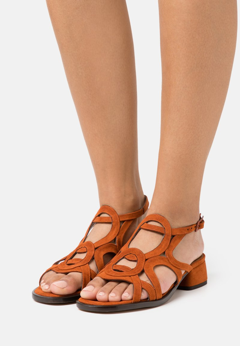 MIREIA PLAYÀ - VEGAN HONOR - Sandals - tile