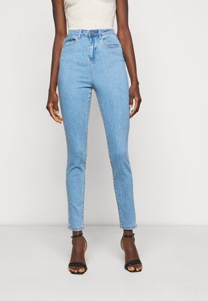 SCUPLT DETAIL CLEAN SINNER - Jeans Skinny Fit - light blue
