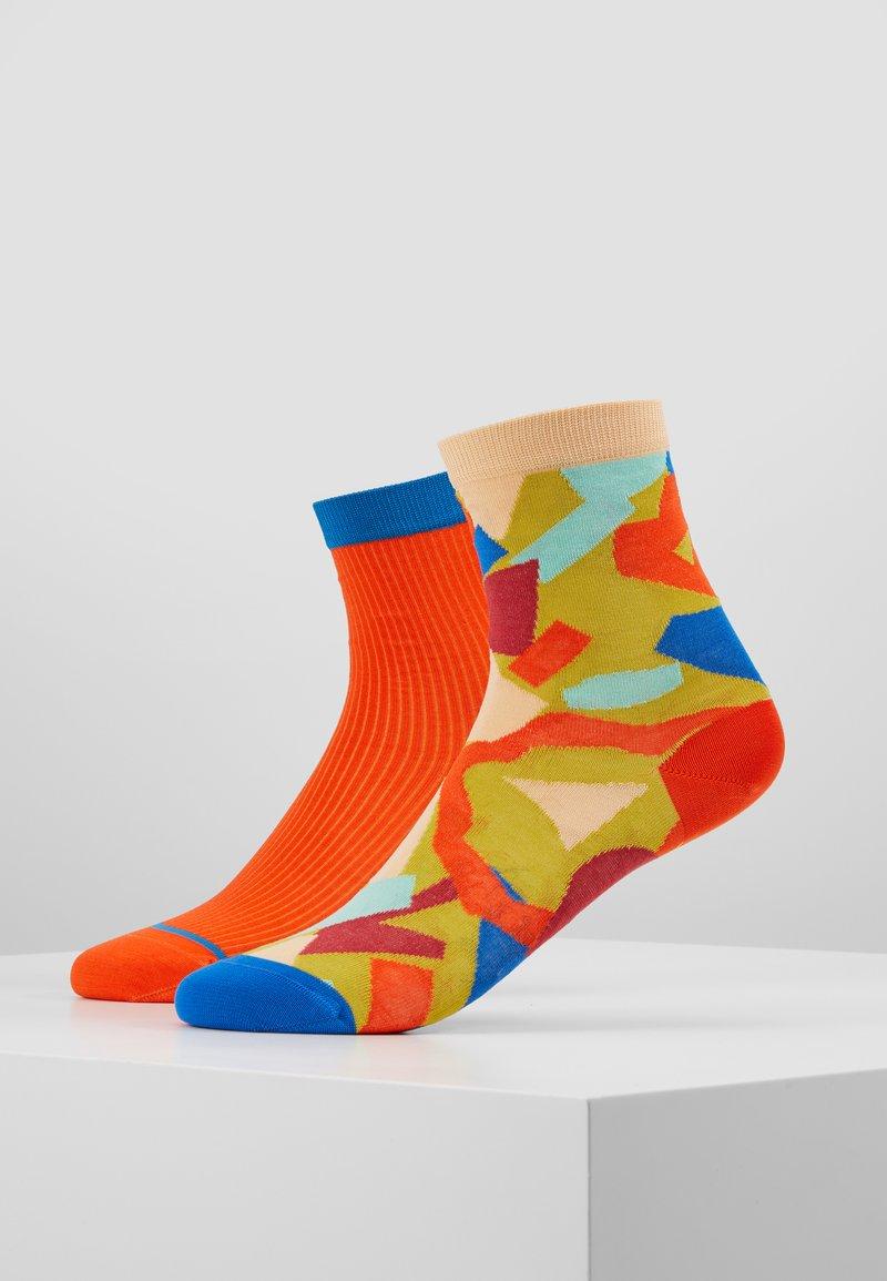 Hysteria by Happy Socks - ELSA ANKLE SOCK 2 PACK - Calze - multi