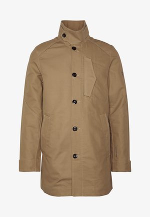 SCUTAR HALF LINED - Trench - toggee