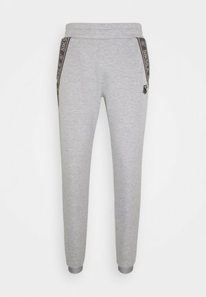 TECH TRACK PANTS - Verryttelyhousut - grey