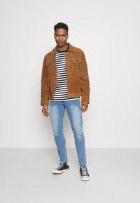 Redefined Rebel - COPENHAGEN - Jeans slim fit - heaven blue - 1