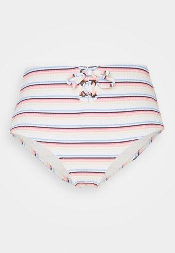 GOLDEN STATE HI WAIST FULL PANT - Bikini bottoms - bone