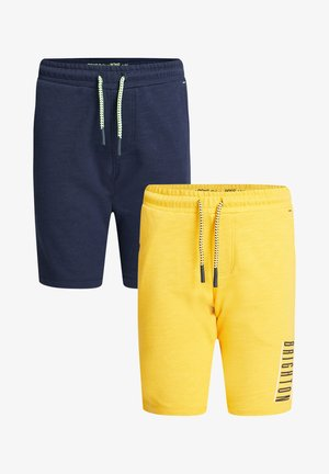 2 PACK - Shorts - yellow