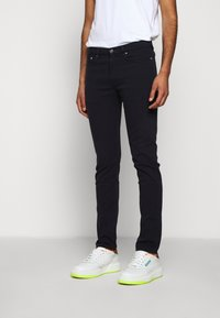 PS Paul Smith - MENS - Džíny Slim Fit - dark blue - 0