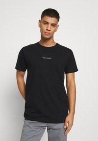Denim Project - MOJO TEE - Print T-shirt - black - 2