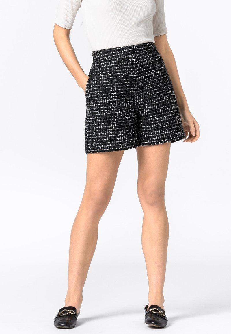 HALLHUBER - Shorts - schwarz