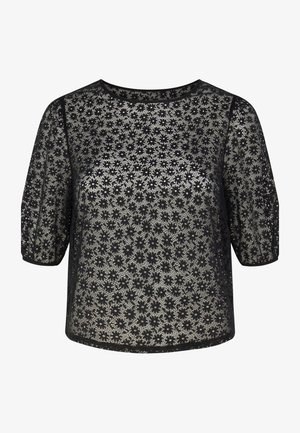 DITSY FLORAL - Blouse - black