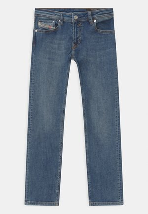 WAYKEE UNISEX - Jean droit - blue denim