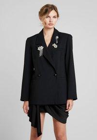 Birgitte Herskind - ABI - Krátký kabát - black - 0