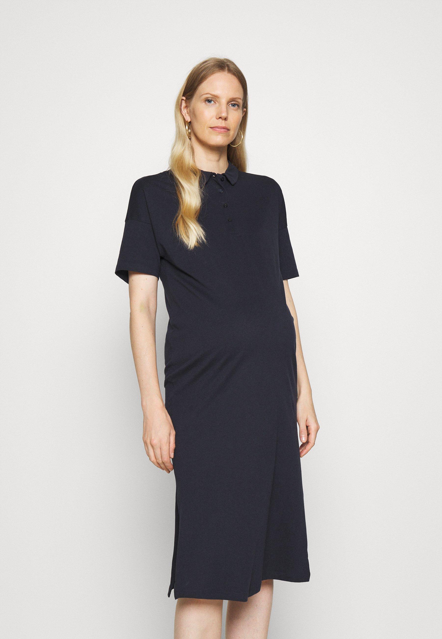 Women OLMJENA LIFE POLO DRESS  - Jersey dress