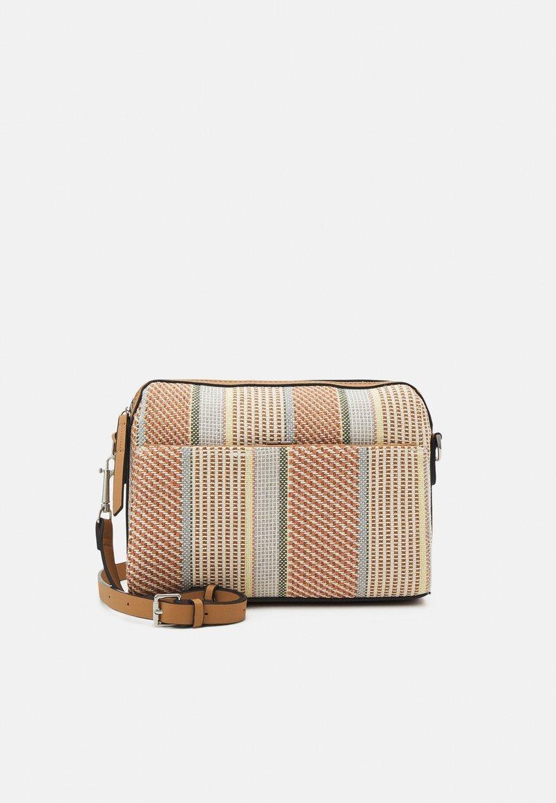 PARFOIS - CROSSBODY BAG BAHIA M - Across body bag - multi-coloured