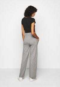Repeat - TROUSER - Pantalones - light grey - 2