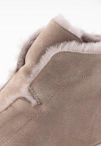 Kennel + Schmenger - MEGA - Ankle boots - ombra/natur - 2