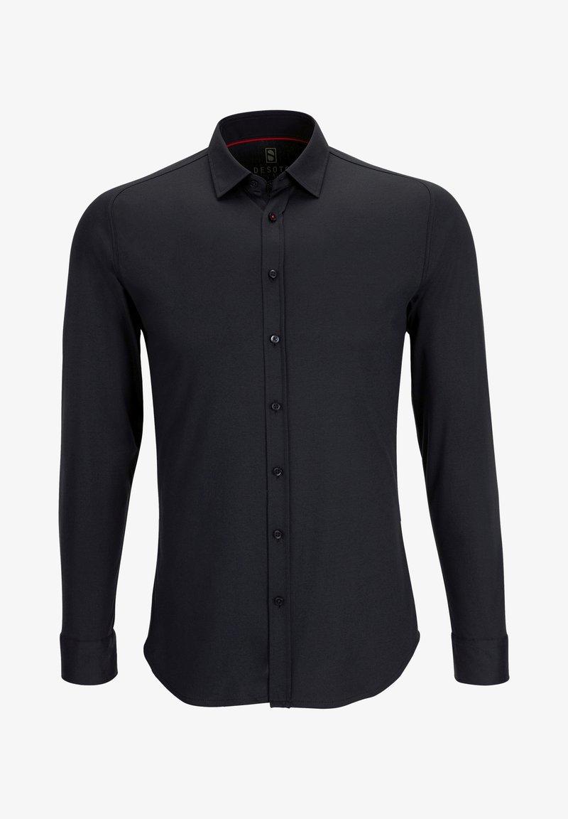 DESOTO - Formal shirt - schwarz