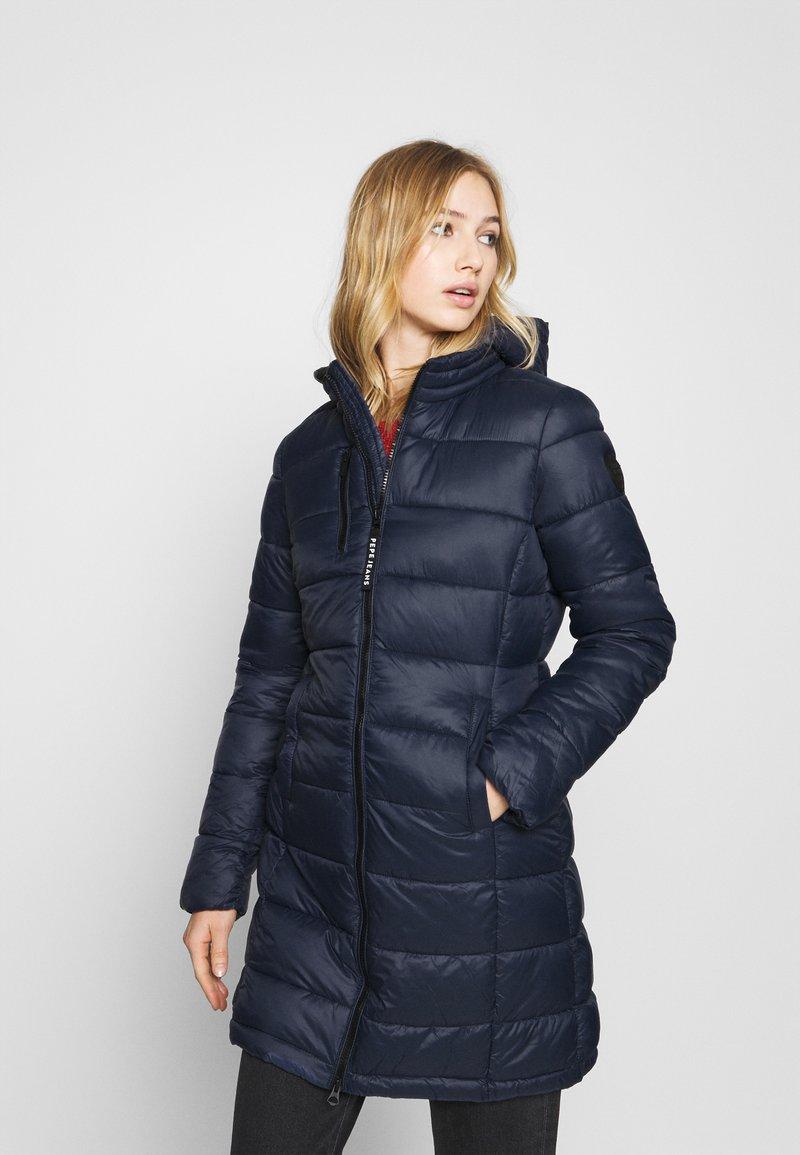 Pepe Jeans - LINNA - Winter coat - dark ocean