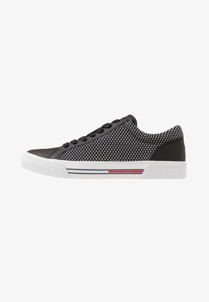 CITY - Sneakers basse - black