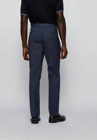 BOSS - HUGE6/GENIUS5 - Suit - dark blue - 4
