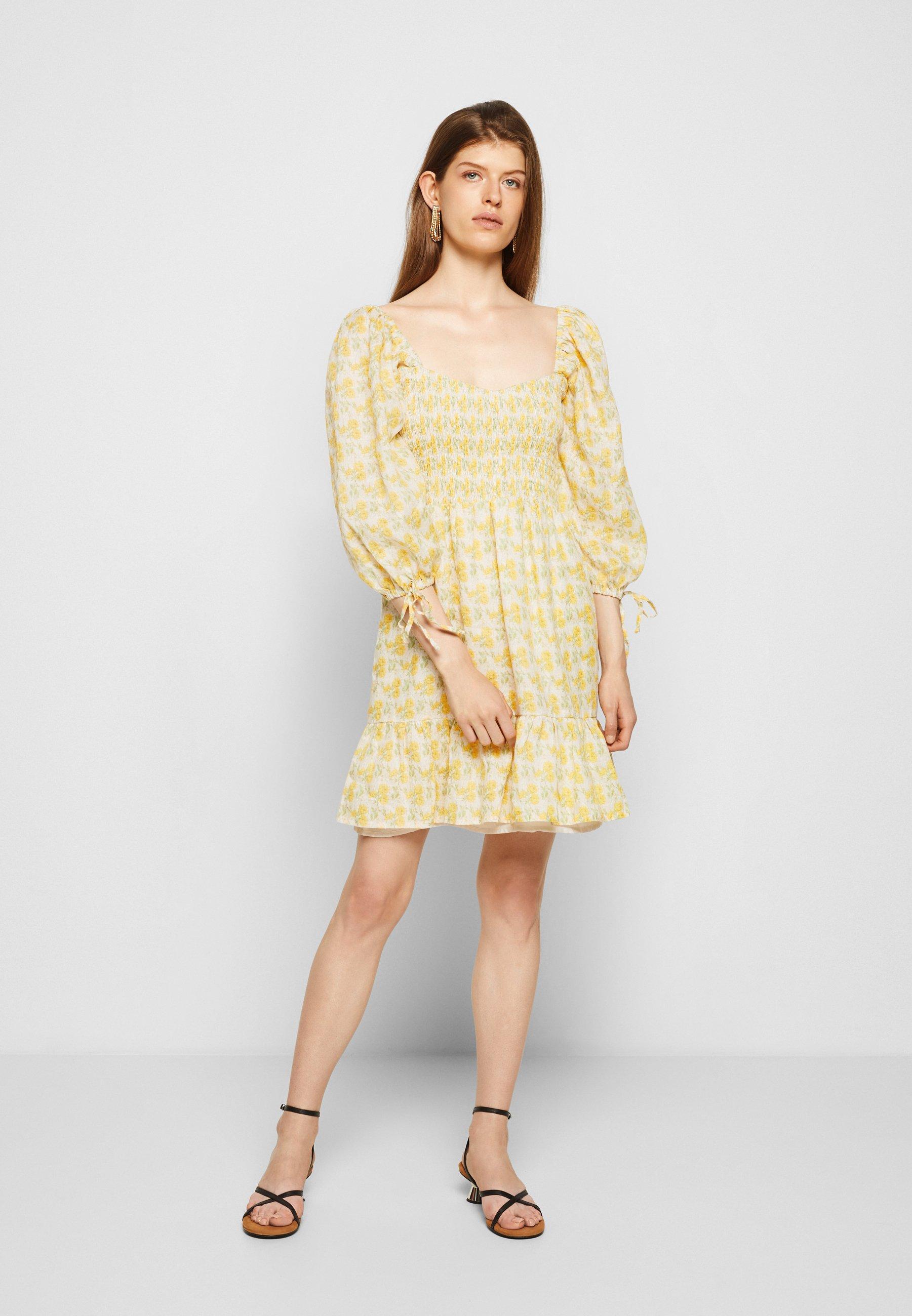 Women ROMINA MINI DRESS - Day dress