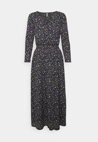 ONLY Tall - ONLPELLA 3/4 DRESS TALL - Denní šaty - black/lovely - 0