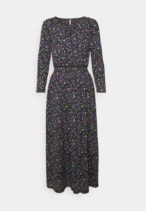 ONLPELLA 3/4 DRESS TALL - Day dress - black/lovely