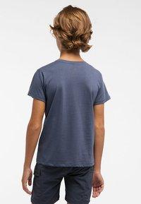 Haglöfs - CAMP TEE - Print T-shirt - dense blue - 2
