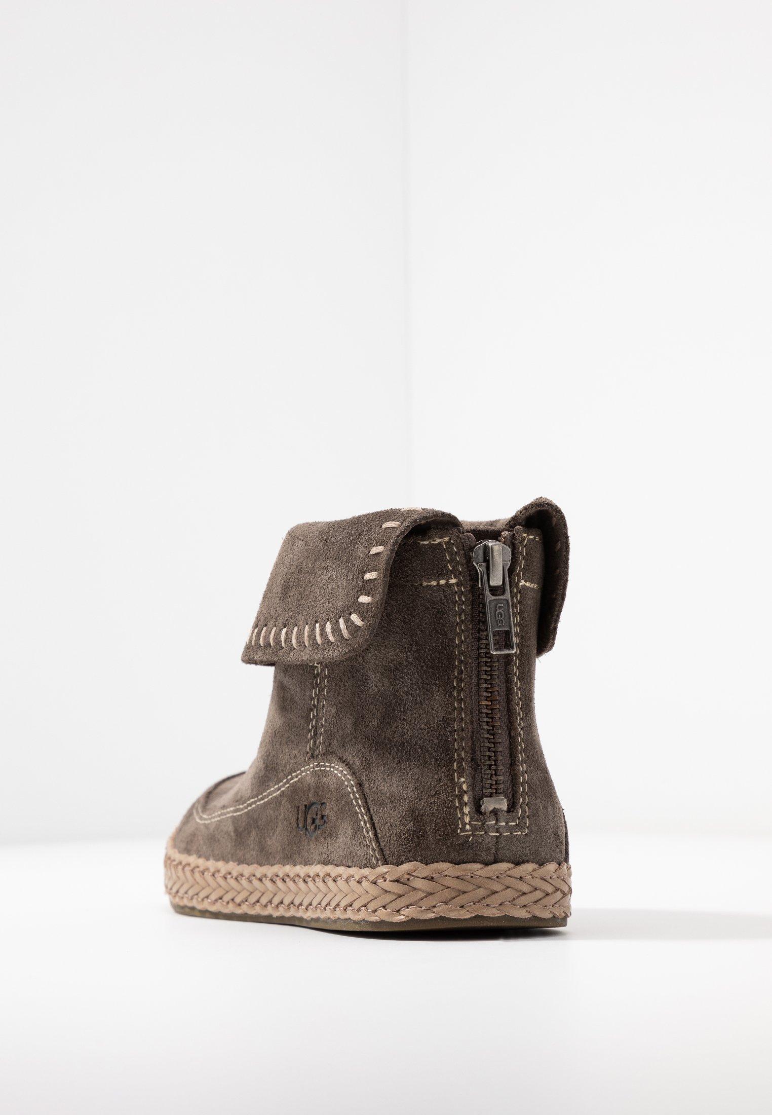 VARNEY Ankle Boot slate