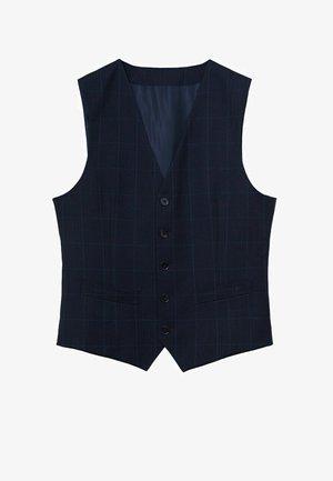 Suit waistcoat - dunkles marineblau