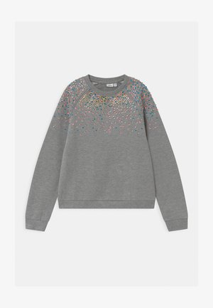 NKFNAIMMA - Sweater - grey melange