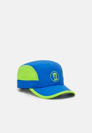 UNISEX - Cap - medium blue/light green