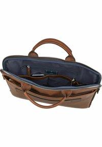 JOOP! - LORETO SAMU  - Briefcase - dark brown - 5