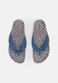 Pepe Jeans - OBAN TUBULAR - Sandály s odděleným palcem - azzurro - 4