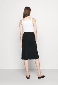 Libertine-Libertine - VICE - Áčková sukně - black - 2
