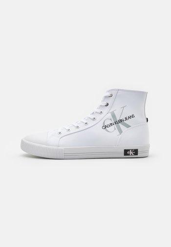 LACEUP - Vysoké tenisky - bright white