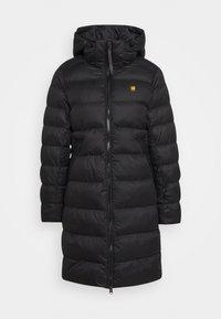 WHISTLER SLIM LONG COAT - Winter coat - black