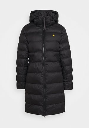 WHISTLER SLIM LONG COAT - Vinterkåpe / -frakk - black