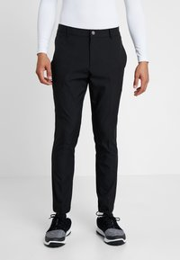 Puma Golf - TAILORED JACKPOT PANT - Kalhoty - black - 0