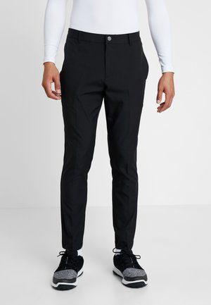 TAILORED JACKPOT PANT - Trousers - black
