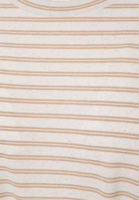 Vero Moda Tall - VMALONA CALF DRESS - Jersey dress - white - 2