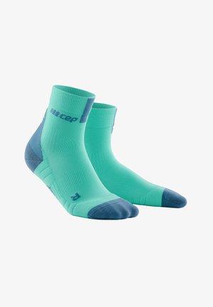 Sports socks - mint/grey