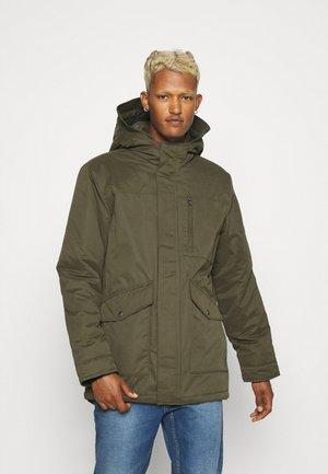 ONSELLIOT - Winter coat - olive night