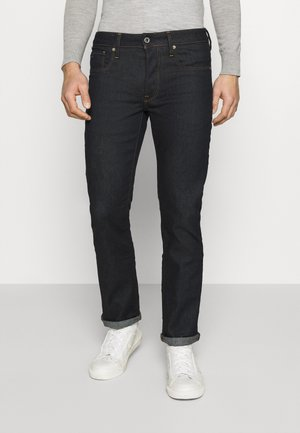 3301 STRAIGHT - Džíny Straight Fit - raw stretch denim - 3d raw denim