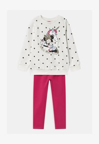 OVS - MINNIE SET  - Trainingspak - white/pink - 0