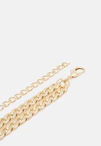 Pieces - PCZEREN CHAIN WAIST - Taillengürtel - gold-coloured - 1