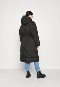 Weekday - ALLY LONG PUFFER - Winter coat - black - 2