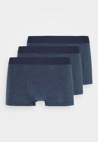 Levi's® - PREMIUM TRUNK 3 PACK - Panties - indigo - 2