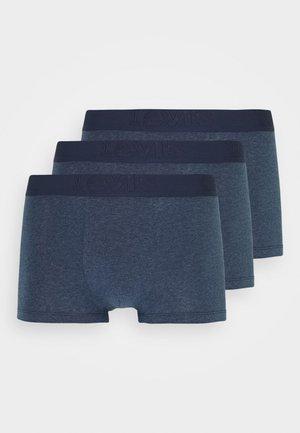 PREMIUM TRUNK 3 PACK - Pants - indigo