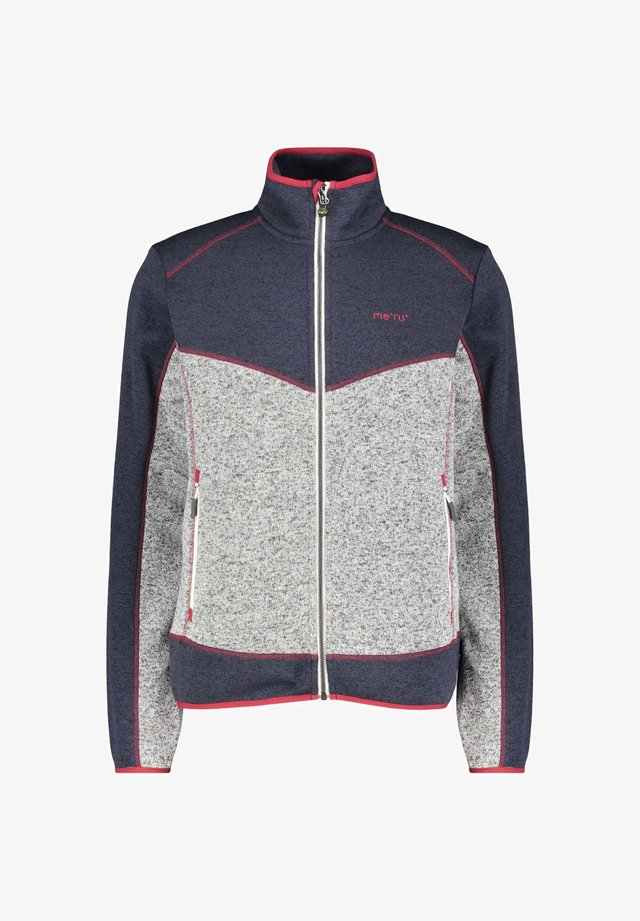 LERUM - Fleece jacket - marine