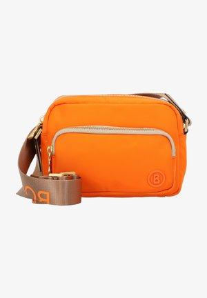 LIDIA - Torba na ramię - orange
