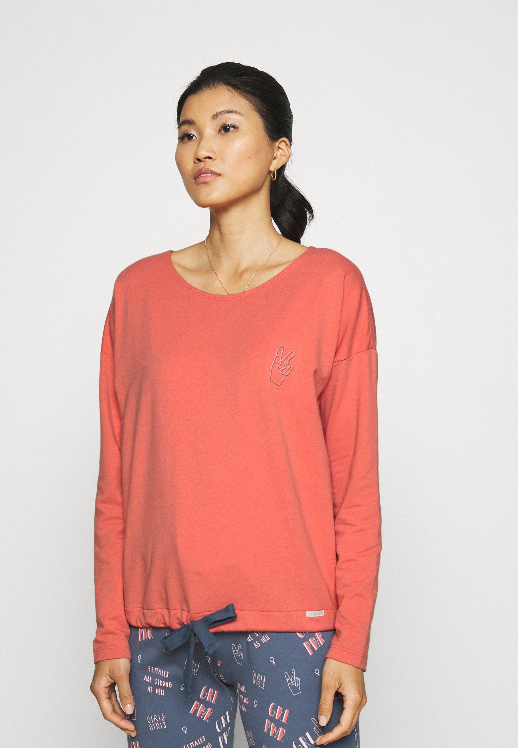 Damen DAMEN LANGARM - Nachtwäsche Shirt